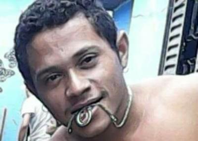 Francisco das Chagas foi assassinado a golpes de faca após briga