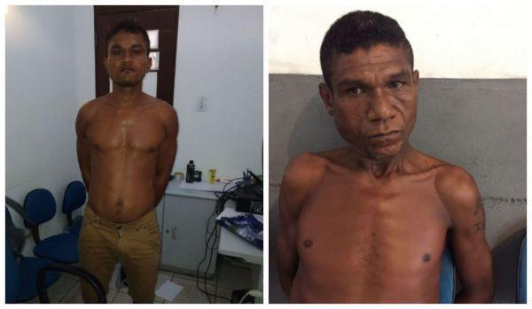 Acusados de estupro contra as próprias filhas no Maranhão