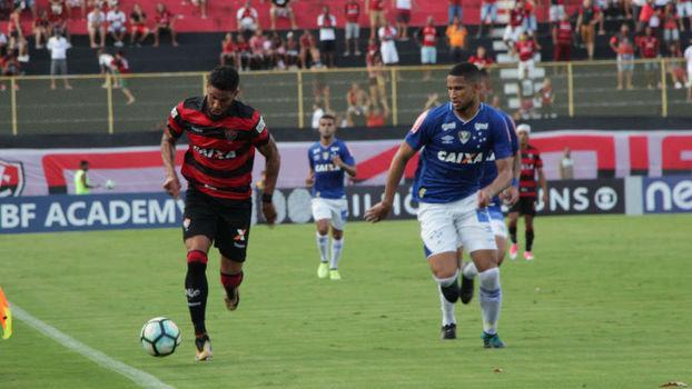 Vitória empata com Cruzeiro  (Crédito: Maurício da Mata/Vitória E.C)