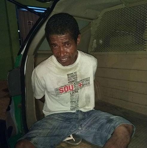 Suspeito do crime foi preso