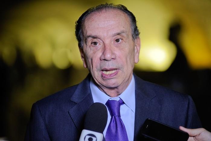 Ministro Aloysio Nunes (PSDB-SP) (Crédito: Pedro França/Agência Senado)