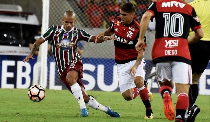 (Crédito:  Mailson de Santana / Fluminense)