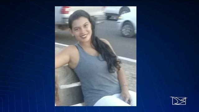 Daiane Costa Gomes, morta em Santa Inês, no Maranhão (Crédito: TV Mirante)