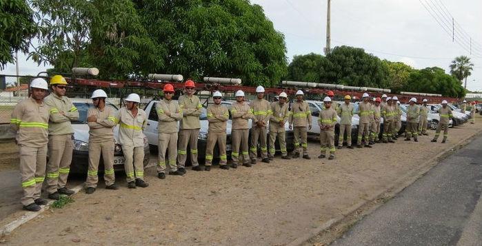 Eletrobras realiza operação de 9 mil cortes em Teresina