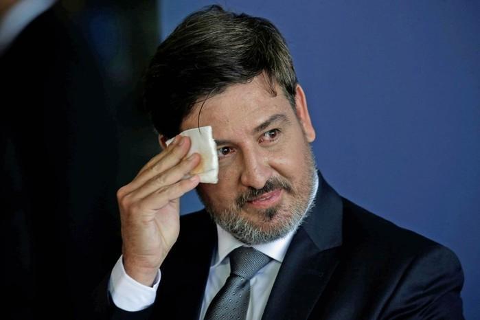 Novo diretor-geral da PF assum (Crédito: Ueslei Marcelino, Reuters)
