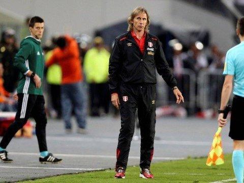 Técnico diz que Peru vai à Copa para competir e não só participar