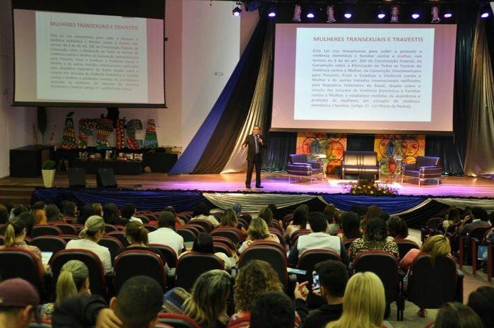 Seminário Municipal de Diversidade de Pinhais(PR), no Paraná (Crédito: MP-PI)