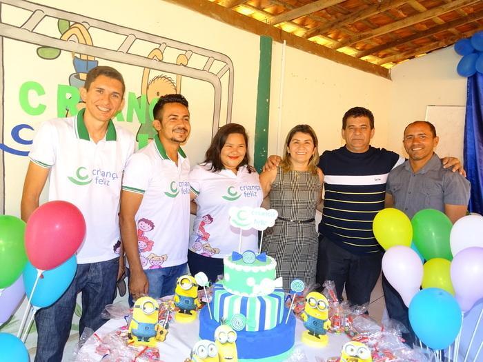 prefeito Zé Carlos e primeira dama do município de Jatobá do Piauí (Crédito: Tony Sobrinho)