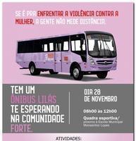 Inhuma receberá ação do Ônibus Lilás