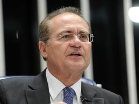 Justiça de Brasília impõe multa de R$ 246 mil para Renan Calheiros