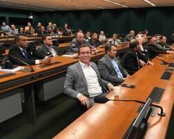 Júnior Percy participa de Mobilização dos Prefeitos em Brasília