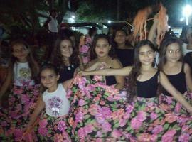 Primeiro festival cultural das crianças de Jatobá foi um sucesso