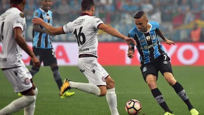 Grêmio está próximo do tricampeonato (Crédito: AFP)