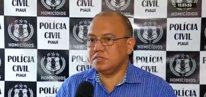 Delegado Francisco Costa, o 'Baretta' (Crédito: Rede Meio Norte)
