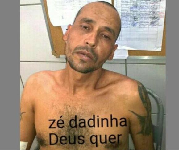 José Ornaldo de Sousa Passos, executado com cinco tiros na região do Dirceu (Crédito: Polícia Civil)