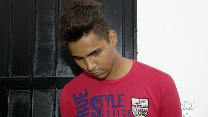Suspeito foi preso pela morte de técnico de futebol  (Crédito: Arquivo Pessoal)