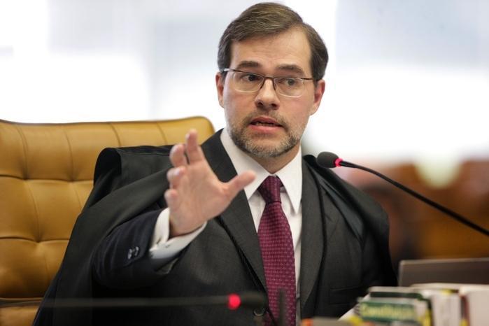 Ministro Dias Toffoli (Crédito: Reprodução)