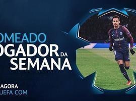 Neymar disputa com CR7 e Kane  pelo posto de craque da rodada