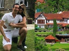 Ticiane e Cesar Tralli vão gastar R$ 30 mil por dia para convidados