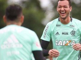 Time do Flamengo busca vaga na final da Sul-americana