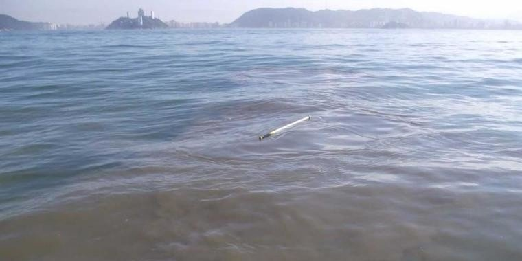 Estudo aponta contaminação por cocaína no mar do litoral de SP