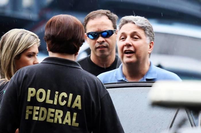 Ex-governador do Rio de Janeiro Anthony Garotinho (Crédito: osé Lucena/Futura Press/Folhapress)