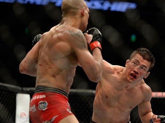 Lutador é condenado por aceitar propina para entregar luta no UFC
