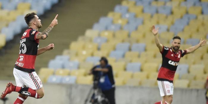 Virada com golaço no Maraca deixa o Fla a um empate da final
