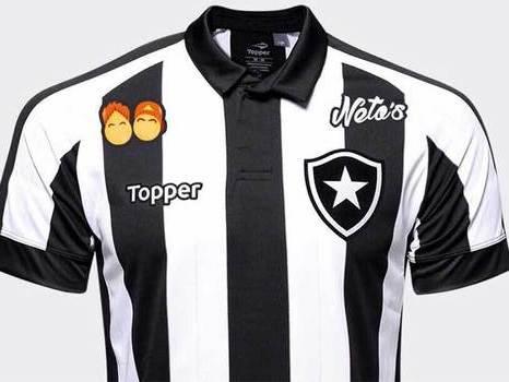 Youtuber Felipe Neto vai patrocinar Botafogo em partida