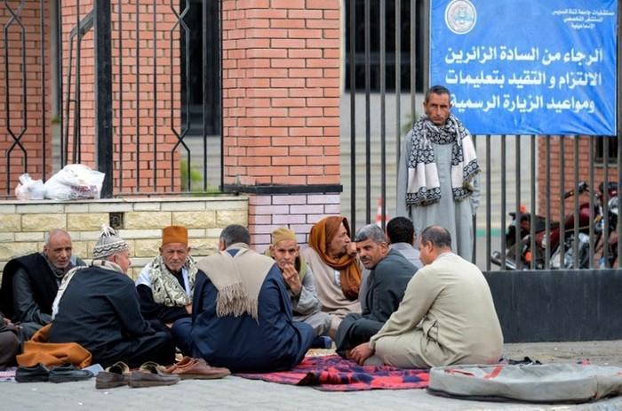 (Crédito: Mohamed El-Shahed / AFP)