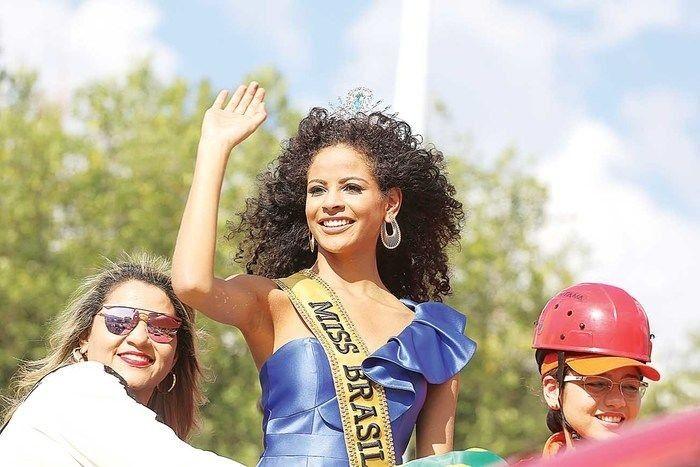 Monalysa Alcântara, a Miss Brasil, é eliminada do Miss Universo