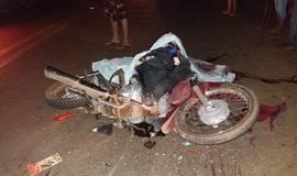 Casal morre em grave acidente na BR 343.