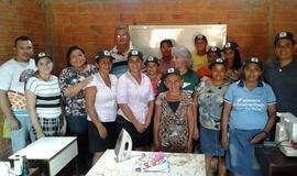 Prefeitura e SENAR encerram mais um curso na Zona Rural
