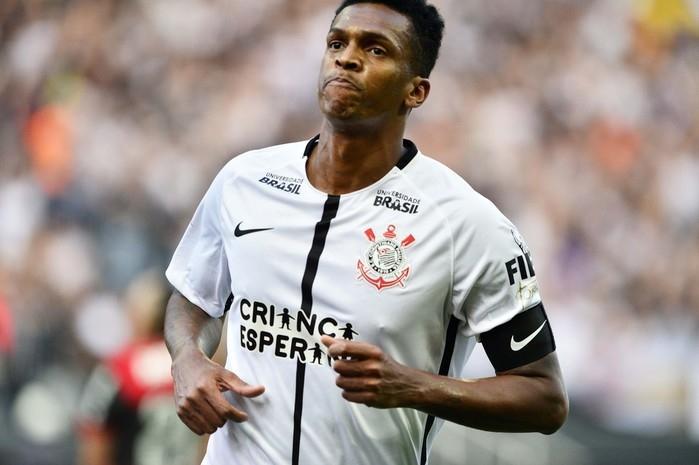 Atacante ficou fora de partida do Timão na Copa do Brasil (Crédito: Reprodução)