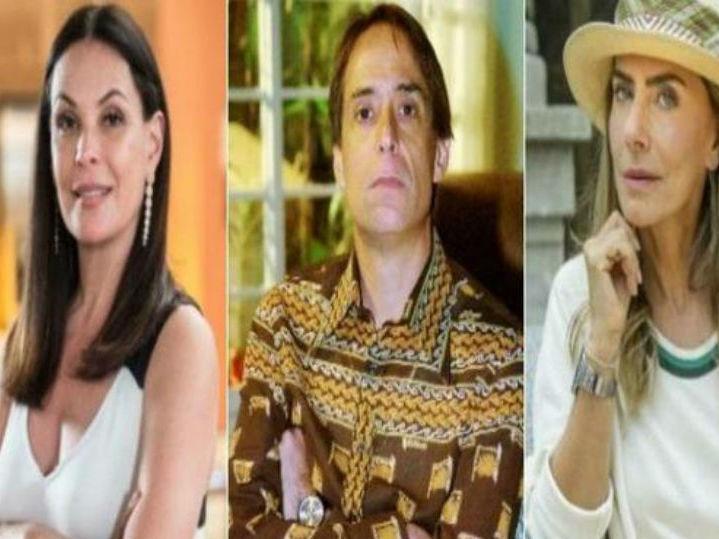Globo decide banir Pedro Cardoso, Carolina Ferraz e Maitê Proença