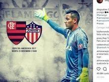 Após falha de Muralha,torcida do Flamengo pede volta de Diego Alves