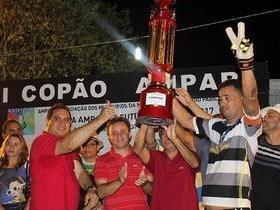 Junior Bill prestigia final da Copa da Ampar em Francisco Ayres