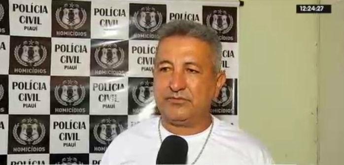 Jean Carlos, pai da estudante de direito Camilla Abreu (Crédito: Rede Meio Norte)