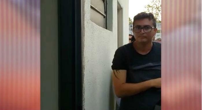 Acusado de ter assassinado a estudante Camilla Abreu (Crédito: Reprodução)