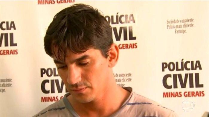 Jhonathan Pereira Prado confessou o crime.