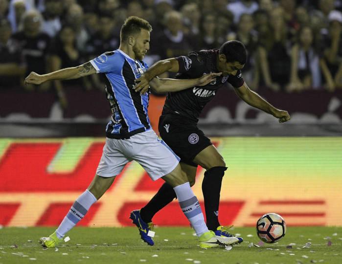 Grêmio é tricampeão da Libertadores  (Crédito: AFP)