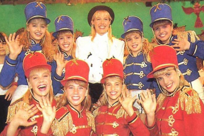 Xuxa e as Paquitas
