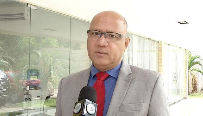 Franzé Silva, secretário de Administração e Previdência  (Crédito: Reprodução)