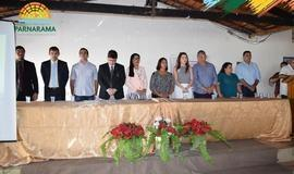 Parnarama realiza Seminário Regional