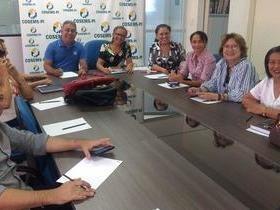 Reunião da diretoria UNDIME/PI