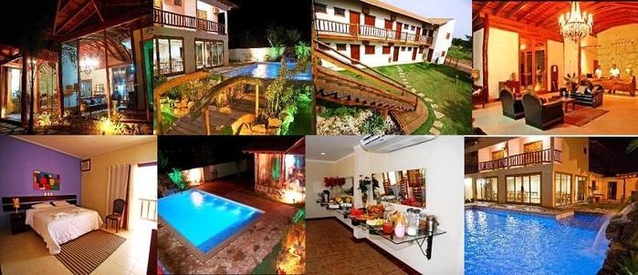 Bonito, Mato Grosso do Sul. Opções onde ficar ...  (Crédito: Divulgação)
