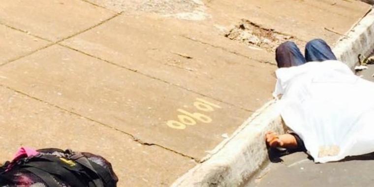 Ladrão leva facadas durante roubo e morre após fugir por 500 metros