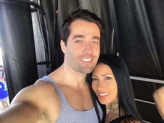 Simaria e o marido Vicente (Crédito: Reprodução/Instagram )