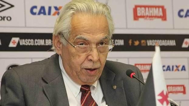 Eurico Miranda é candidato à reeleição no Vasco (Crédito: Reprodução)
