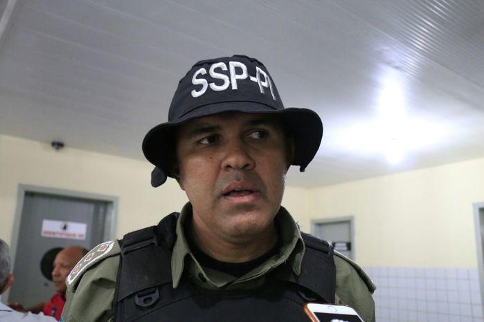 Capitão Audivan Nunes (Crédito: Reprodução)